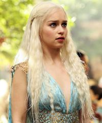 Game of Thrones - Kaleesi Daenerys Targaryen Costume