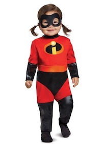 Infant Violet Incredibles Jumpsuit Costume