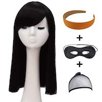 Violet Incredibles Hair and Accessories Set