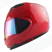 Mrs. Incredible Elastigirl Elasti-Cycle Red Helmet