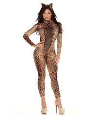 Kim Kardashian Sexy Kitty Costumes