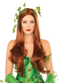 Kim Kardashian Poison Ivy Corset Costume