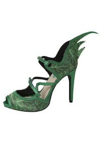 Kim Kardashian Poison Ivy Shoes