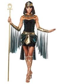 Nicole Scherzinger Sexy Cleopatra Costume