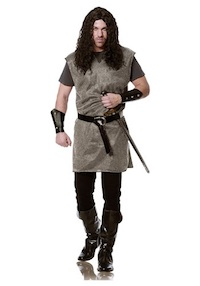Game of Thrones Stark Costume Tunic