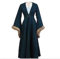 GOT Catelyn Stark Costume Cosplay Dress