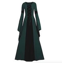 GOT Victorian Dress for Catelyn Stark Costume