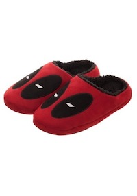 Marvel Deadpool Costume Slippers