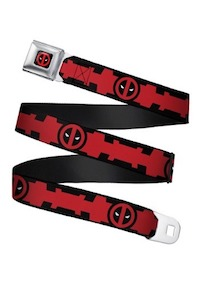 Marvel Deadpool Costume Utility Belt