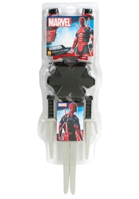 Marvel Deadpool Costume Weapon Kit