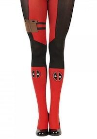 Marvel Deadpool Costume Tights