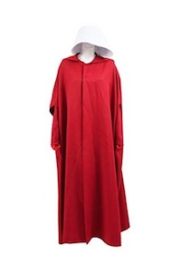 Handmaid's Tale Cosplay Costume for Adults