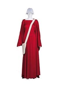 Handmaid's Tale Costume Set