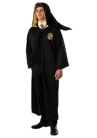 Harry Potter Hufflepuff Costume Robe for Kids