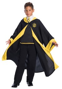 Deluxe Hufflepuff Costume for Kids