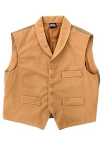 Harry Potter Fantastic Beasts Scamander Costume Vest