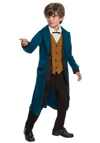 Harry Potter Fantastic Beasts Deluxe Scamander Costume for Kids