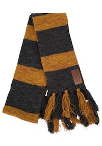 Harry Potter Fantastic Beasts Newton Scamander Hufflepuff Scarf