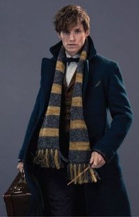 Harry Potter Fantastic Beasts Newt Scamander Costume Ideas
