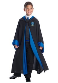 Harry Potter Deluxe Ravenclaw Costume for Kids