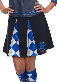 Harry Potter Ravenclaw Costume Skirt