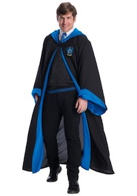 Deluxe Harry Potter Ravenclaw Costume for Adults