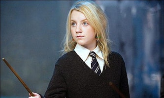 Harry Potter Luna Lovegood Ravenclaw Costume Ideas