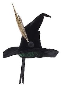 Harry Potter Professor Minerva McGongall Costume Hat