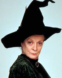 Harry Potter Minerva McGonagall Costume Ideas