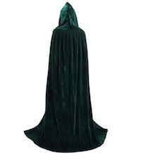 Harry Potter Professor Minerva Emerald Cloak