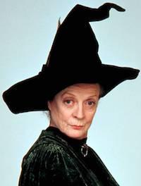 Harry Potter Minerva McGonagall Costume Ideas