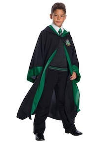 Harry Potter Deluxe Child Slytherin Costume