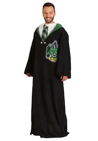 Harry Potter Slytherin Costume Robe