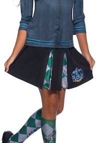 Harry Potter Slytherin Skirt