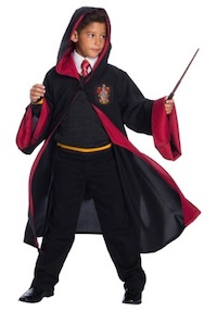 Deluxe Gryffindor Costume for Kids