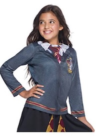 Harry Potter Gryffindor Costume Top for Kids