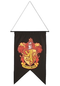Authentic Cosplay Harry Potter Gryffindor Banner