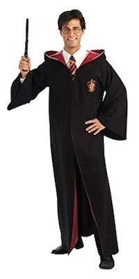 Harry Potter Deluxe Gryffindor Costume for Adults