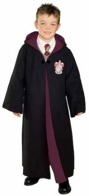 Harry Potter Deluxe Gryffindor Costume for Kids