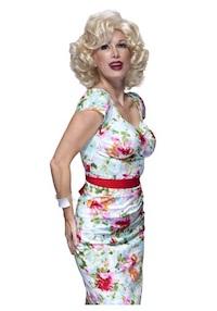 Karlie Kloss Marilyn Monroe Costume Wig