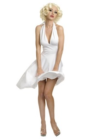 Karlie Kloss Marilyn Monroe Costume