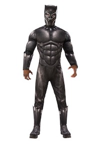 Black Panther Costume for Adults