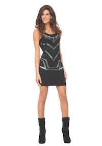 Black Panther Tank Dress