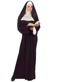 Daredevil Maggie Costume - Nun Costume