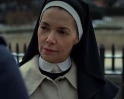 Netflix Daredevil Maggie Costume - Nun