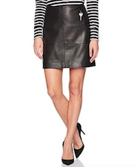 Riverdale Dark Betty Costume Leather Skirt