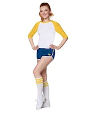 Riverdale River Vixens Cheerleading Outfit