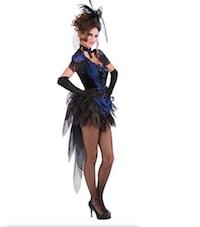 WestWorld Saloon Girl Victorian Clementine Costume