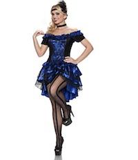 WestWorld Saloon Girl Clementine Costume