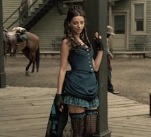 WestWorld Saloon Girl Clementine Costume Ideas